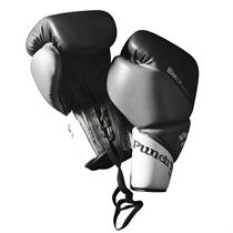 PunchTown Lace-up BXR Boxing Gloves
